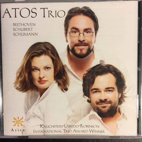 Atos Trio<br>Beethoven / Schubert / Schumann